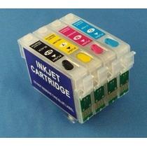 Cartucho Recargable Compatible Epson T0631 C67 C87 Cx3700