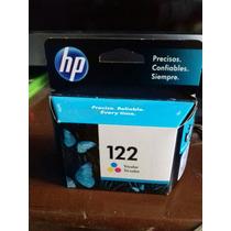 Hp 122. Cartucho Nuevo A Color. Compatible Con Hp 1000.