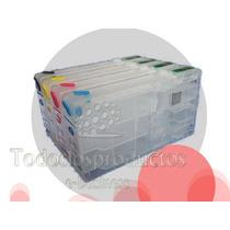Cartuchos Recargables Epson Wp 4092 4022 4532 4592 Con Chip