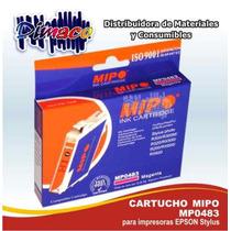 Cartucho Generico Epson Stylus R200/r300/rx500/rx600
