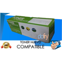 Toner Hp 85a 1102w Compatible Nuevo