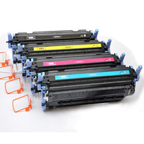 Cartucho De Toner Hp Color Laserjet 2600n Negro Y Colores