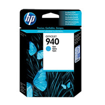 Tinta Cyan Regular Hp C4903al 940 +c+