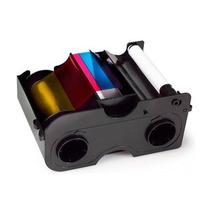 Pn45010 Cinta Ez Color Ymckok Para Impresoras Fargo Serie Dt