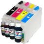 Cartuchos Y Tinta Compatibles Con Epson Xp201 Xp211 Xp4011