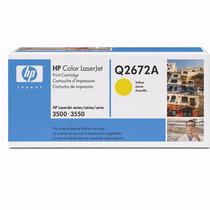 Toner Origial Hp Q2672a Nuevo Caja Cerrada Modelo 3500 3550
