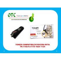 Toner Compatible Kyocera Mita Tk 1102 Fs1110 1024 1124