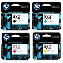 Hp Cartuchos 564 Photosmart Plus Premium Para Hp