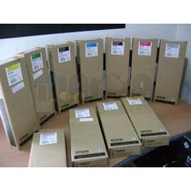 Tinta Gris Epson T6367 Stylus Pro 7900/9900 700ml Original