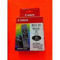 Cartucho Canon Bc-21 Bjc-2000sp Bjc-400 Original Remate $40