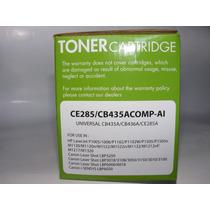 Cartucho Toner Compatible Hp-85a/35a/36a P1102/1505/1006