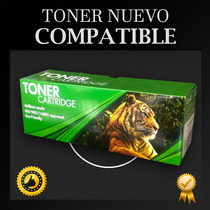 Toner Nuevo Compatible Con Hp Ce278a
