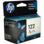 Cartucho Tinta Hp 122 Color Original Ch562hl P/ Deskjet 3050