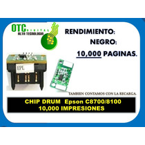 Chip Drum Epson C8700/8100