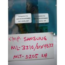 Chip Para Samsung Ml-3310, 3710, Scx4833 Y 5737 $65.00