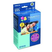 Cartucho 4 Colores 100hojas Mate Epson Pm 200 260 T5845-m