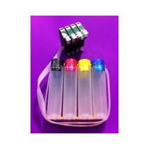 Sistema De Tinta Continua Para Epson T22 Tx120 Tx130 $280.00