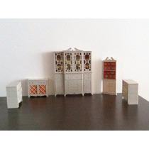 Mini Muebles Comedor - Hasta 30 Abril - Envío Gratis