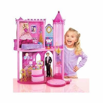 Barbie Princess Charm School Castle Palacio Escuela De Magia
