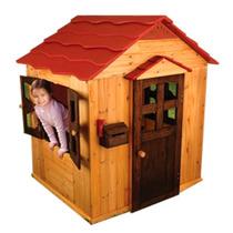 Casa Casita Infantil Juegos Niños Playhouse Kidkraft Vv4