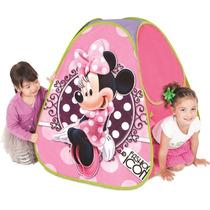 Casa Casita Tienda Area De Juegos Niñas Minnie Mouse Disney