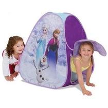Tienda Casa De Campaña Disney Frozen Infantil