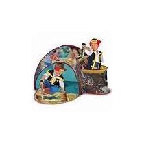 Disney Carpa Personaje Jake Y Los Piratas De Nunca Jamas