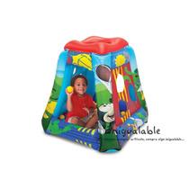 Casa De Campar Con Pelotas Para Niños De Mickey Mouse