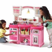 Step2 Cocina Infantil Rise & Shine Rosa