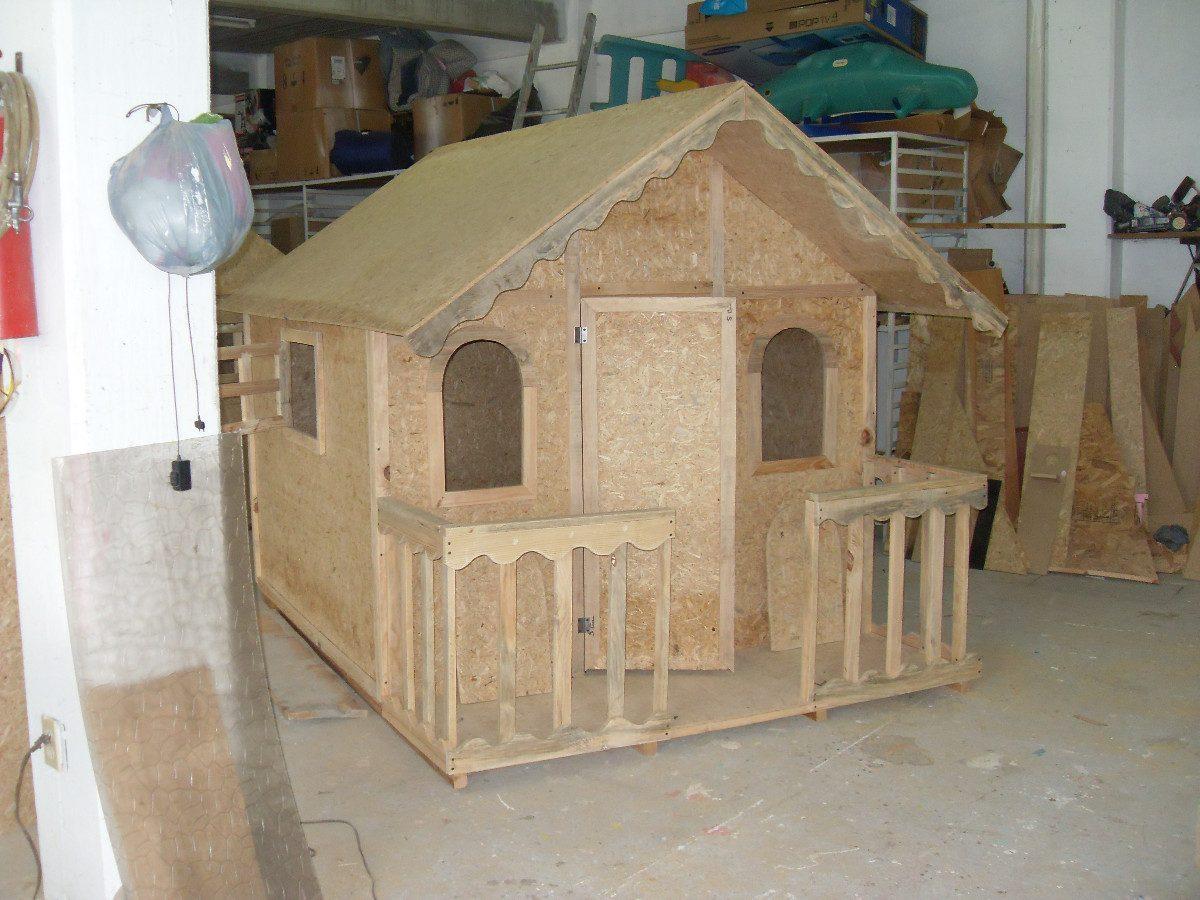 Casas para ni os 8 en mercadolibre - Casas de maderas para ninos ...