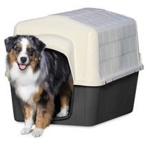 Oferta Casa Para Perro Petbarn 3 Mediana Petmate