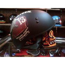 Casco Torc Half Shelf Tank Media Nuez Tipo Sons Of Anarchy
