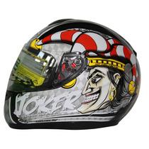 Casco Mt Helmets Thunder Joker Gris