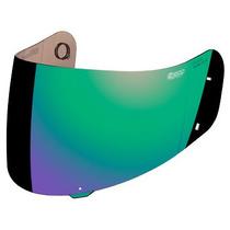 Dominio Icono 2/alliance/airframe Green Shield Espejo