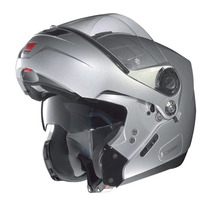 Casco Modular Abatible Grex Nolan G9.1 Kinetic Plata X L