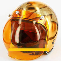 Mica Burbuja Casco Biltwell Ruby Bell Cafe Racer Universal