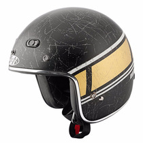 Casco Joe Rocket Rkt600 Strobe Moto Diseño Estampados Mate