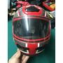Casco Moto Grex Talla L Italiano No Agv Nolan Etc