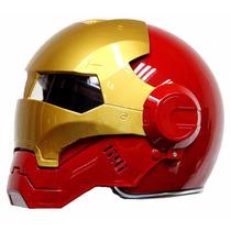 Casco Iron Man Cara Abierta 3/4