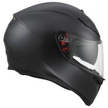 Casco Agv Moto K3 Sv Mono Matte Black Negro Mate Talla M / L