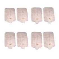 8 Almohadillas Individuales X-large Tens Pads Electrodos Con
