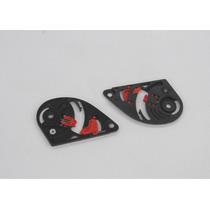 Agv Gp-tech/t2 Reemplazo Pivot Kit Negro