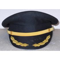 Kepi Para Piloto Comandante De Mexicana De Aviacion