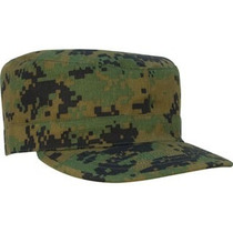 Gorras Militares, Camuflaje Digitál De Selva, Varias Tallas