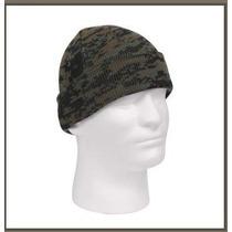 Gorra Militar Estambre Marca Rothco Camuflaje Digital E4f