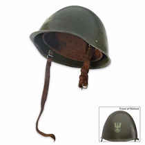 Nato Steel Helmet Used (entrega 3 - 4 Semanas)