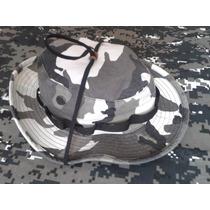 Boonie Sombrero Militar Us Army Hat Original Junglera Grisne