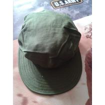 Gorra Us Army Original Verde Olivo Vintage Autentica 1952