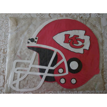 Casco Nfl Kansas City Chiefs En Foami
