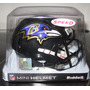 Nfl Baltimore Ravens Mini Casco Modelo Speed By Riddell